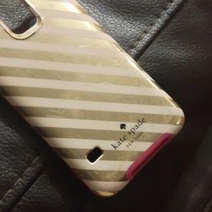 Kate Spade phone cover